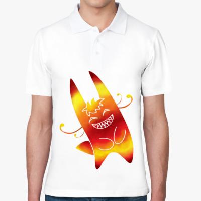 Рубашка поло Солнечный зайчик