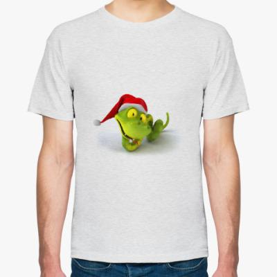 Футболка Зеленая змея