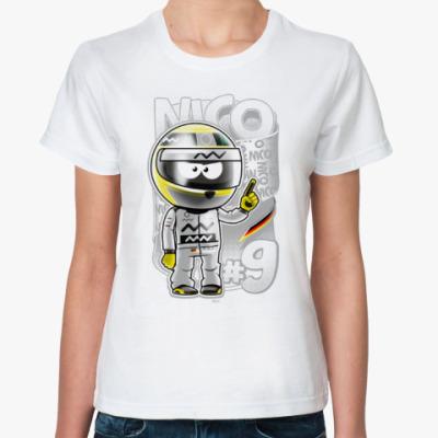 Классическая футболка Nico № 9