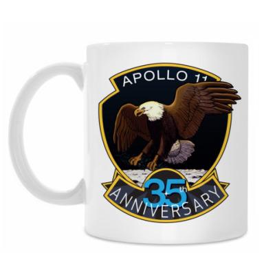 Кружка NASA Apollo-11
