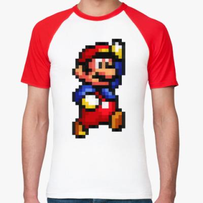Футболка реглан Mario
