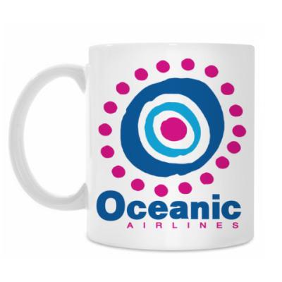 Кружка Oceanic airlines
