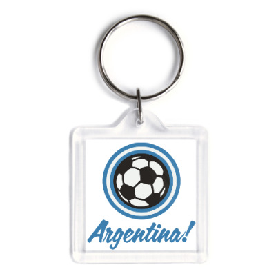 Брелок Аргентина