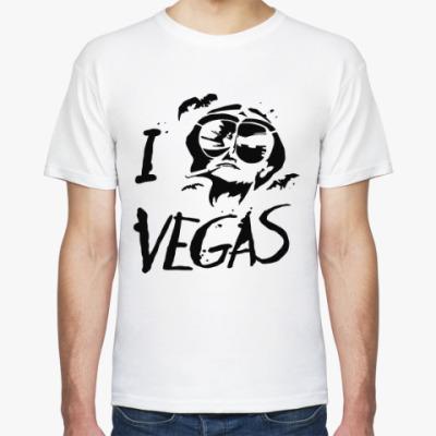 Футболка Страх и ненависть в Лас-Вегасе
