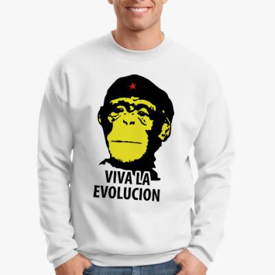 Свитшот Viva la Evolution