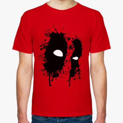 Футболка Deadpool