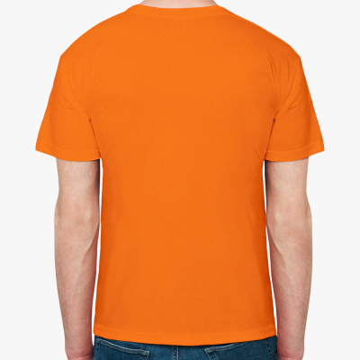 Мужская футболка Я не лысый