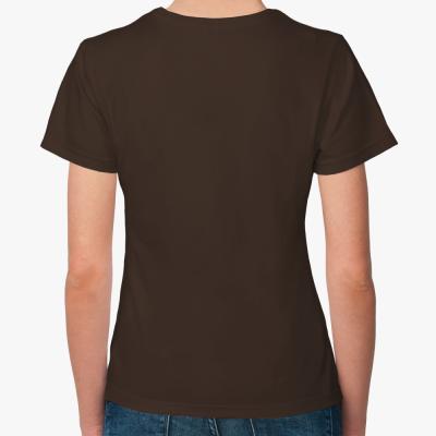 "Женская футболка ""Fran Bow"""