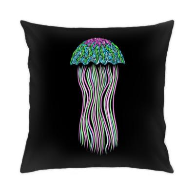 Подушка Медуза
