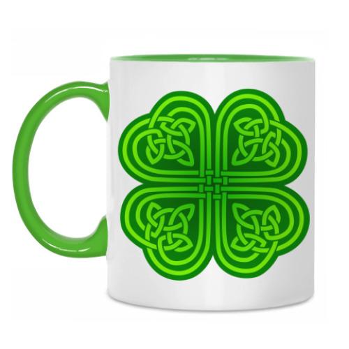 Кружка 'Кельтский узор'