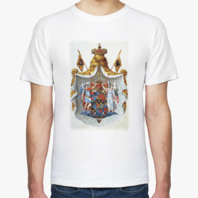 Футболка 'Россійская Имперія'v2