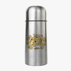 Термос с символом года - Золотая копилка 2019