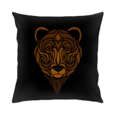 Подушка Тотемный Медведь