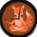 Animal Zen: F is for Fox