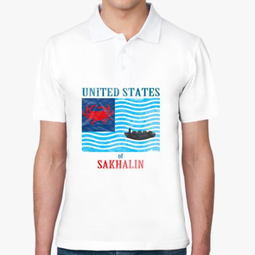 Рубашка поло Сахалин
