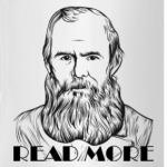 Достоевский 'Read More'