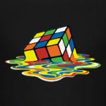 принт Шелдона 'Кубик'